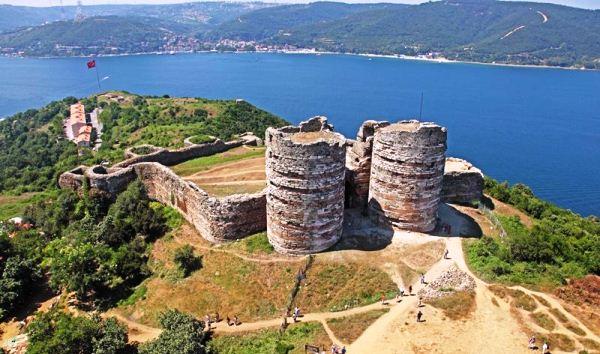 Генуэзская крепость, Йорос. Стамбул