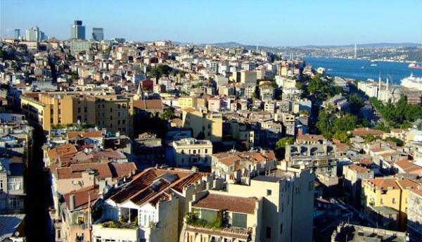 Район Джихангир. Бейоглу, Стамбул