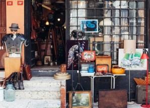 Чукурджума: Старинные лавочки или кракле-Стамбул