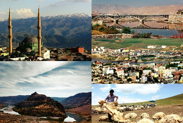 Турецкая провинция Ширнак