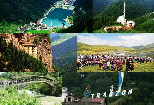 Турецкая провинция Трабзон