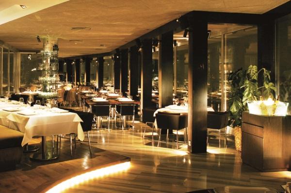 Ресторан Mikla в Стамбуле