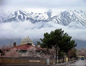 Турецкая провинция Эрзинджан для туриста