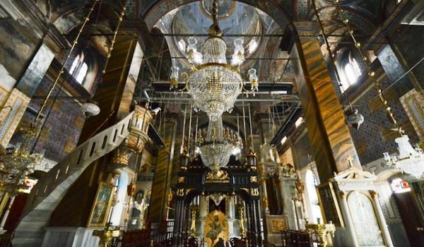 Церковь Панагия Евангелиста. Стамбул
