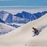 Горнолыжный Паландокен: идём на фрирайдинг
