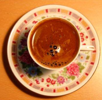 Турецкий кофе – история начала традиций