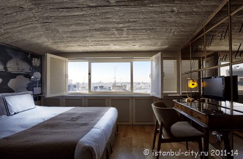 Бутик-отели Стамбула: 20 мест для заселения