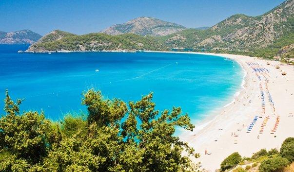 Лучшие пляжи Турции – из Фетхие в Аланию