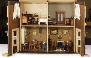 Кукольный дом: новая выставка в музее Рахми Коч @ Стамбул | İstanbul | Турция