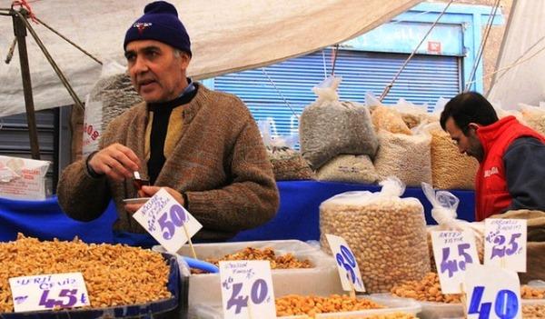 Недельные рынки Стамбула: вперёд за провизией!