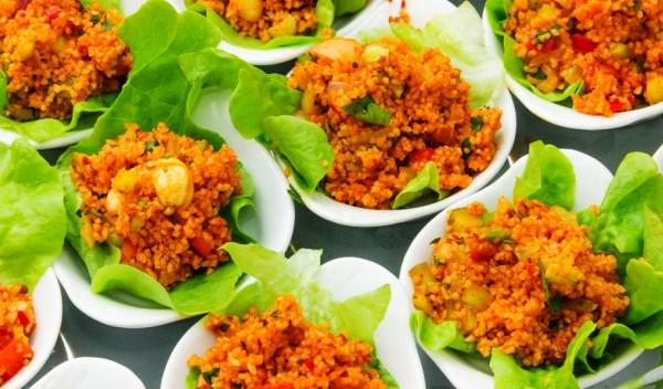 Турецкая кухня: готовим салат Кысыр