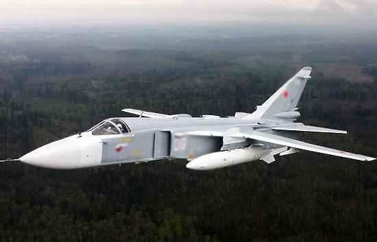 Турция сбила не угрожавший ей российский самолет