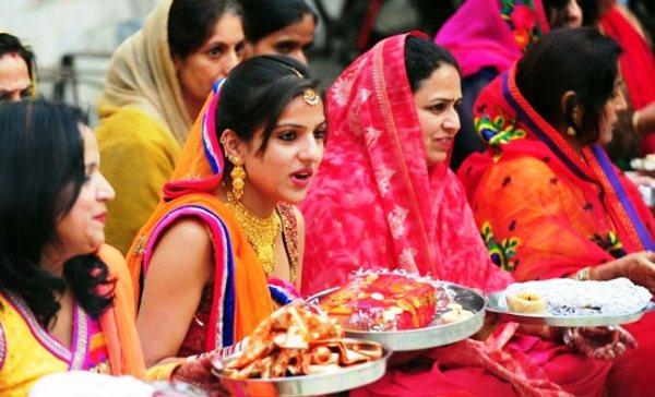 Фестиваль Кажали Тиж. Раджастан, Индия