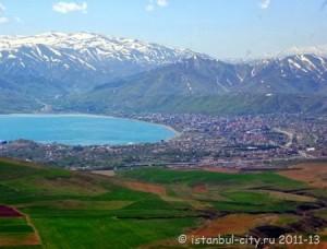 В Турции построят второй геопарк
