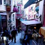 Французская улица: кусочек Европы в сердце Стамбула