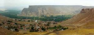 Долина Ыхлара в Каппадокии: чудо природы