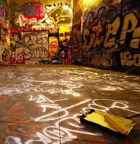 Фестиваль граффити в Стамбуле