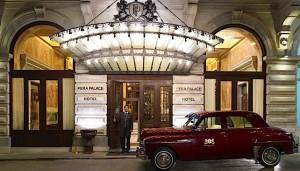 Отель Пера Пэлас – легендарная роскошь