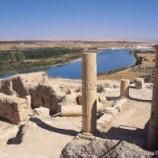 Античный город Зеугма – богатство древних Римлян
