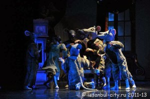 Балет «Щелкунчик» в Стамбуле