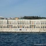 Дворец Чираган – стиль барокко в Стамбуле