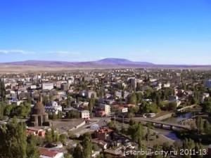 Город Карс – русский дух в архитектуре