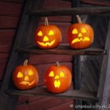 Где приодеться на стамбульский Хэллоуин?
