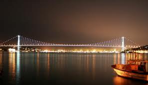 Босфорский Мост или Матч на двух континентах