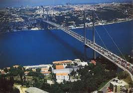 Пролив Босфор: История названия, первого моста и воды…
