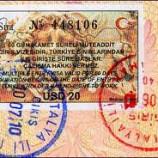 Туристическая виза в Турцию для граждан СНГ