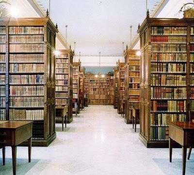 Стамбульские Библиотеки: Список