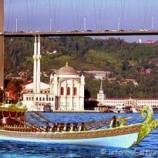 Осмотри Стамбул с водной глади!