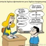 Турки и английский язык