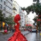Улица Абди Ипекчи – Модный подиум в Стамбуле
