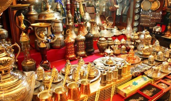 Подарки из Турции – сувениры навсегда. Медная посуда.