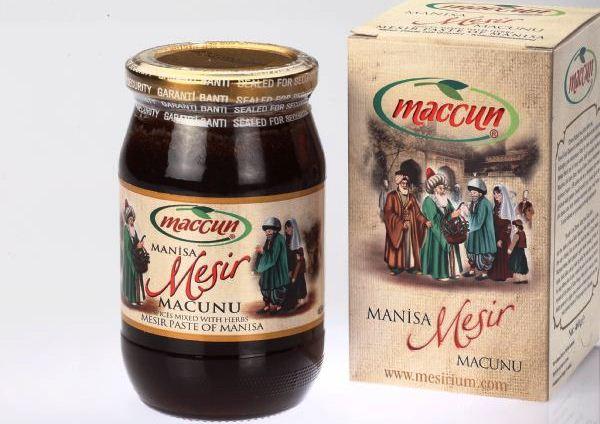 Сувениры из Турции – праздник желудку! Паста месир.