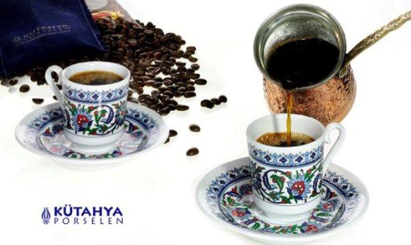 Подарки из Турции – сувениры навсегда. Кофе, турка и чашечки.