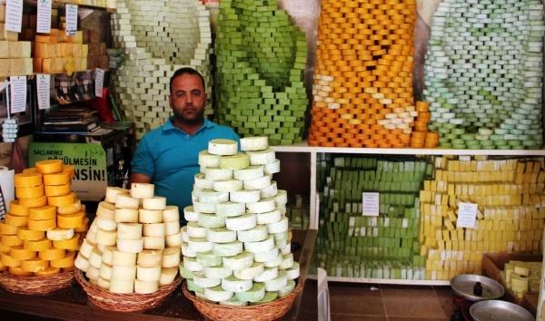 Сувениры из Турции – для себя любимых. Турецкое мыло.