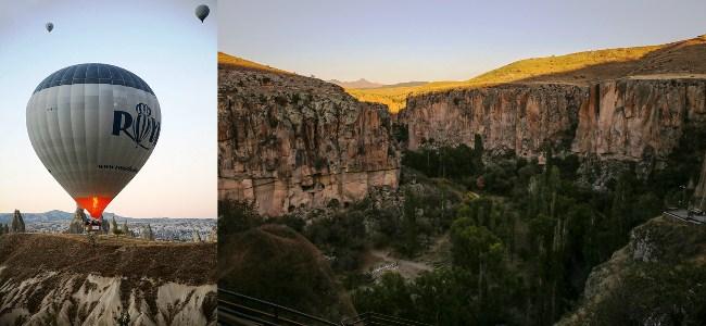 Долина Ихлара. Каппадокия, Турция