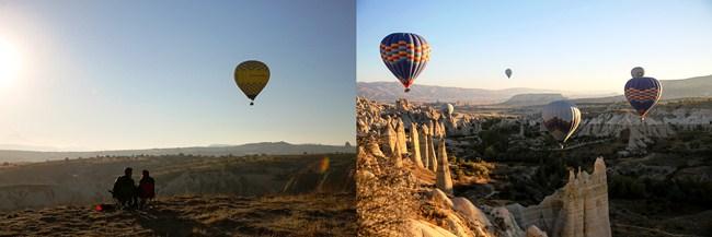 Долина Любви. Каппадокия, Турция