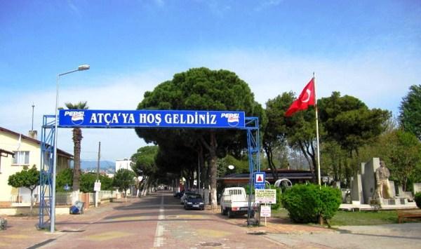 Атча – свой Париж в Турции!