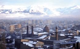 Эрзурум. Турецкая провинция