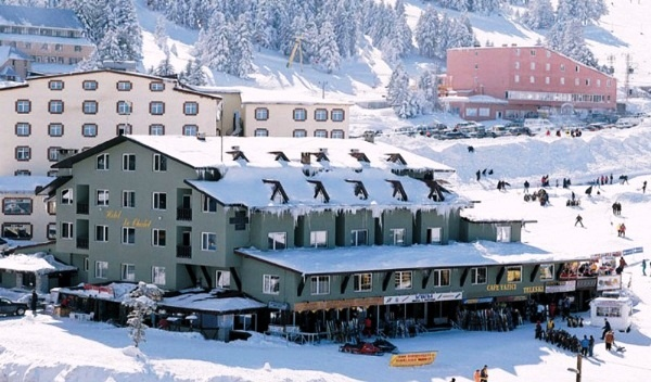 le-chalet-yazici-hotel-uludag