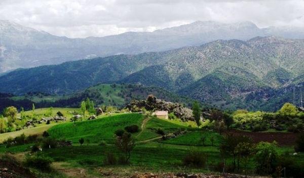 Село Дегирменозу в Анталье
