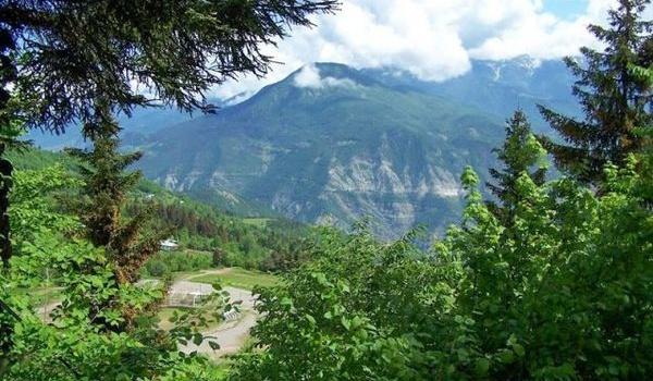 Долина Хатила в Артвине