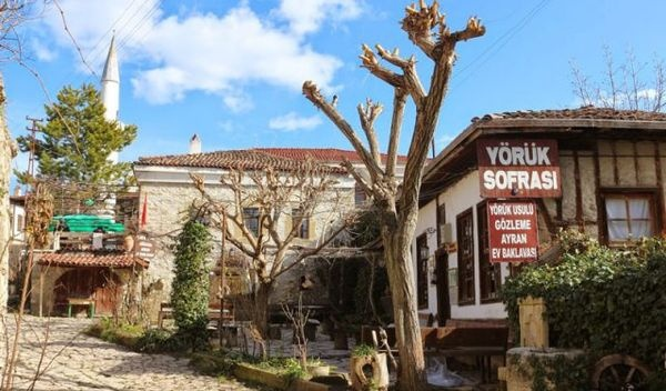 Деревня Йорюк в Карабюке