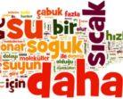 250 слов и выражений на турецком – в помощь туристу