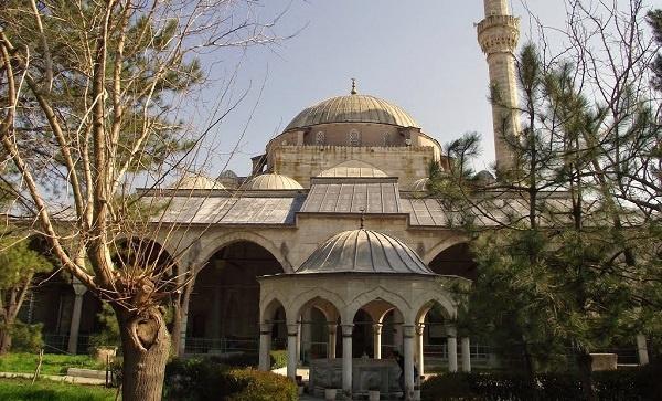 Мечеть Джедита Али Паши, Кыркларели