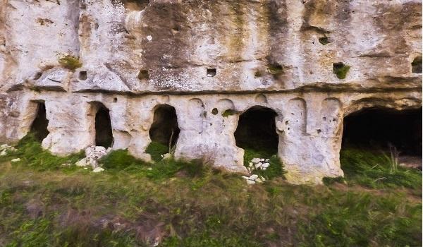 Пещерный монастырь, Кыркларели