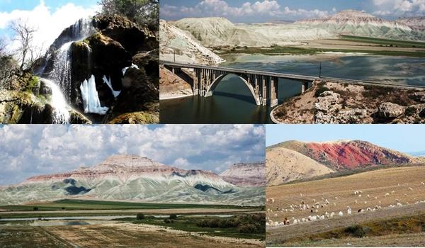 Водопады Наллыхан. Анкара